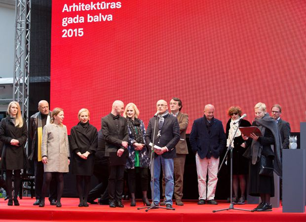 Latvian Architecture Award 2015